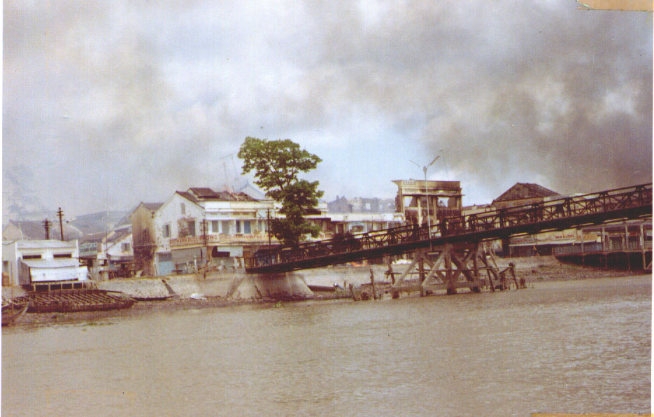 Ben Tre the city we had to burn to save